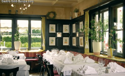 gastro gold europa restaurant lokal trattoria lindengarten italienisch gehoben 80687. Black Bedroom Furniture Sets. Home Design Ideas